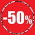 FINÁLNY VÝPREDAJ -50%