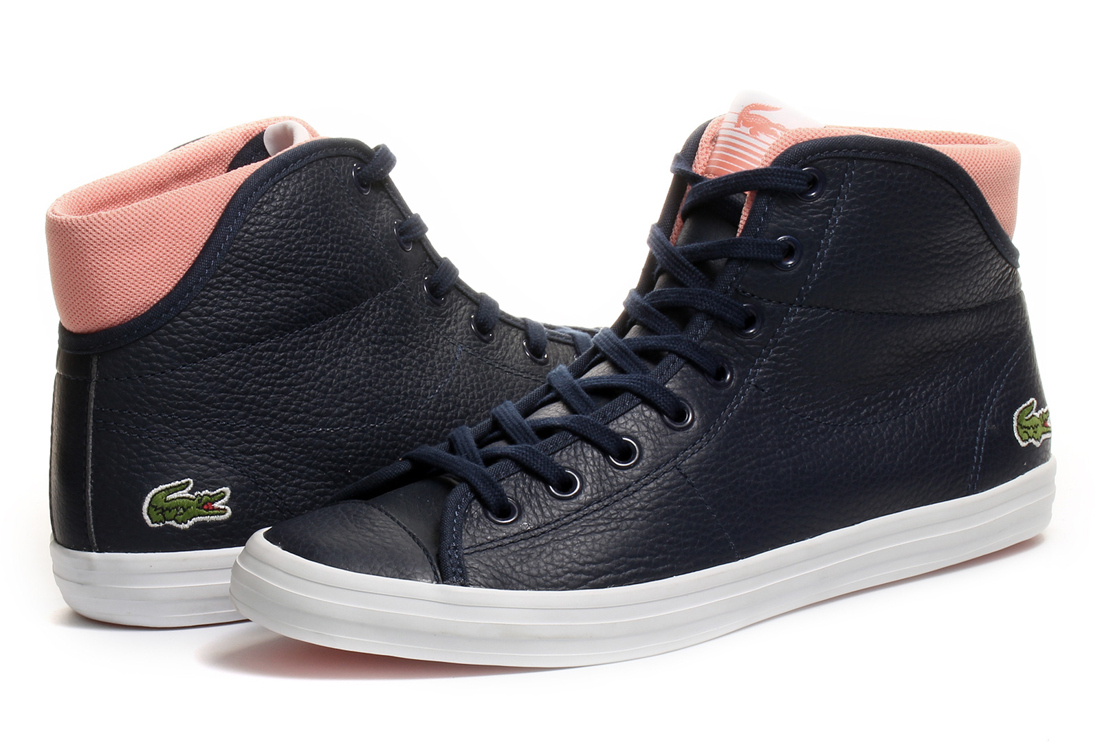 lacoste shoes ziane mid fold 133spw10024c4 online