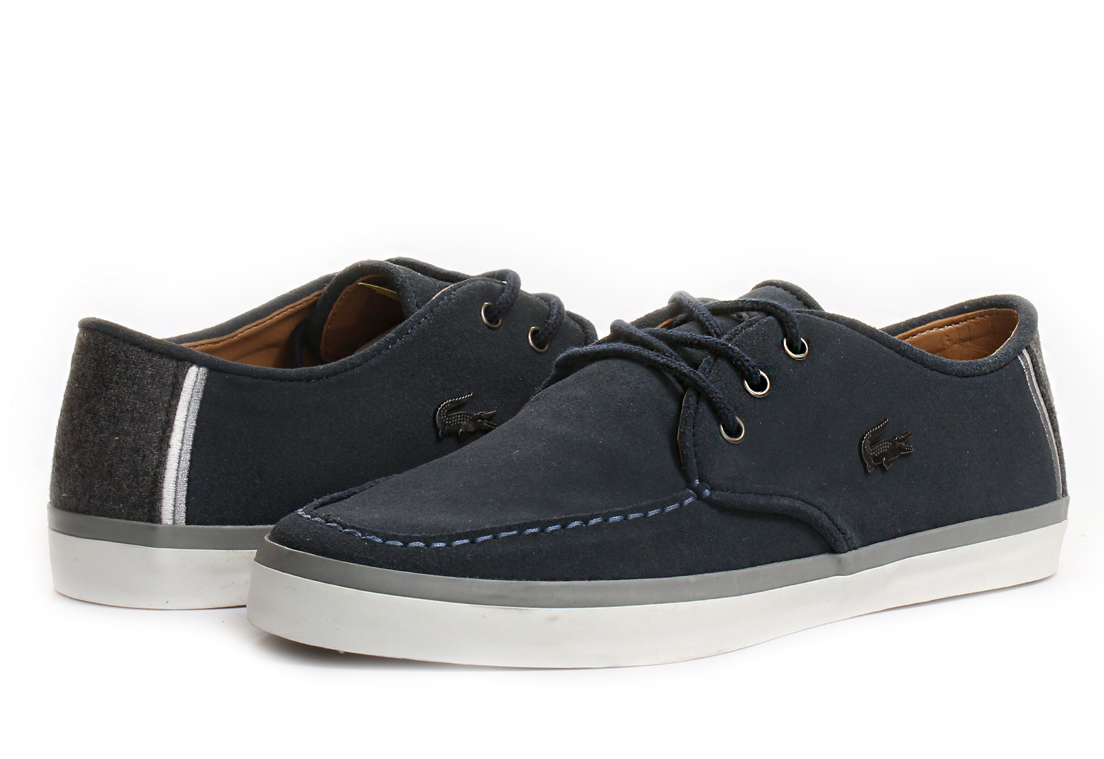 lacoste shoes sevrin 133srm3016 125 online shop for sneakers shoes and boots. Black Bedroom Furniture Sets. Home Design Ideas