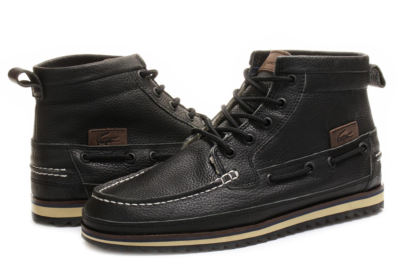 Lacoste Shoes - Sauville Mid - 133srm3051-024