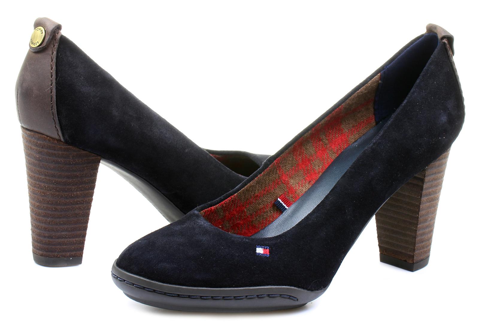 tommy hilfiger high heels nicole 1 b 13f 5988 403. Black Bedroom Furniture Sets. Home Design Ideas