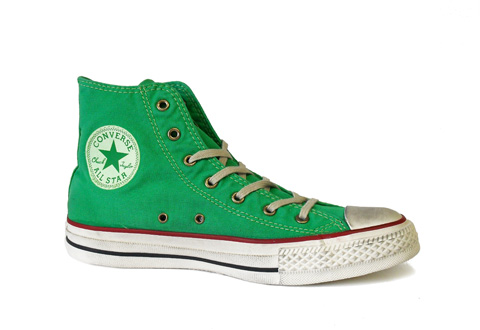 Converse Sneakers Chuck Taylor All Star Well Worn Hi
