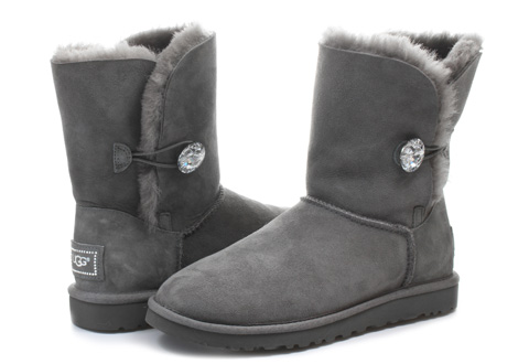 Ugg Čižmy - W Bailey Button Bling