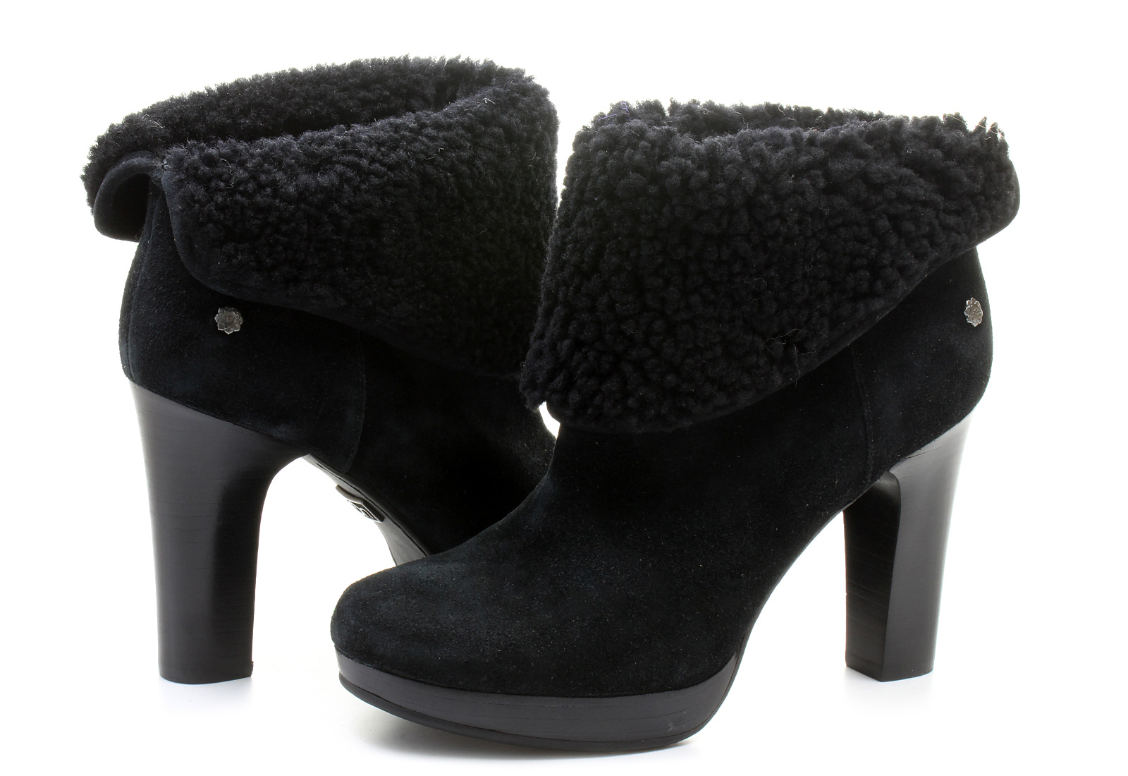 0abbded8a3c Ugg Australia Dandylion Ii Shearling Ankle Boots - cheap watches mgc ...