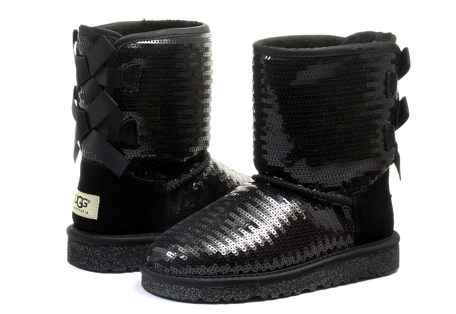 d13ca66b45d Black Sparkle Uggs With Bows - cheap watches mgc-gas.com