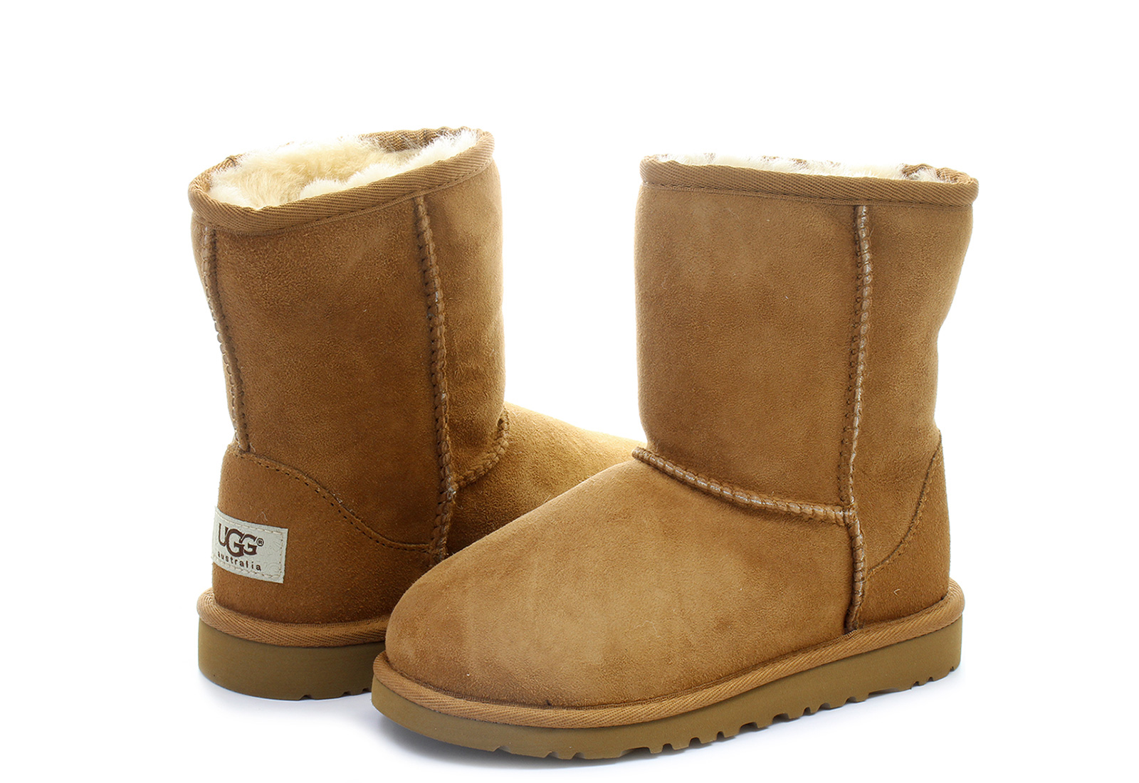 Ugg boots (in the generic sense) originated in Australia and came about around years ago, along time before the 'UGG® Australia' brand was born i.e. 'UGG® Australia' are not the original manufacturers of ugg boots (in the generic sense of the word).