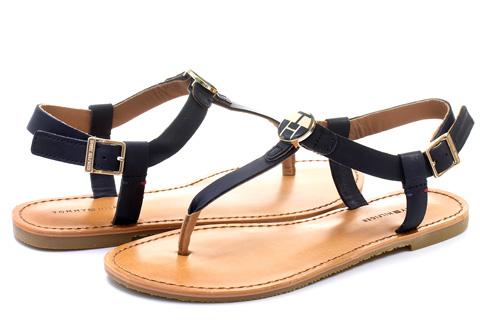 tommy hilfiger sandals julia 26a 14s 6798 403 online. Black Bedroom Furniture Sets. Home Design Ideas