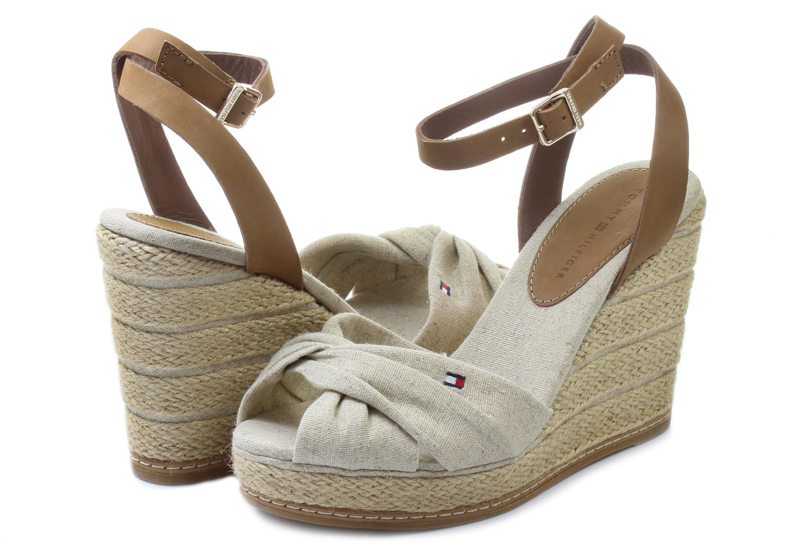 tommy hilfiger sandals emery 53c 14s 6769 765 online. Black Bedroom Furniture Sets. Home Design Ideas