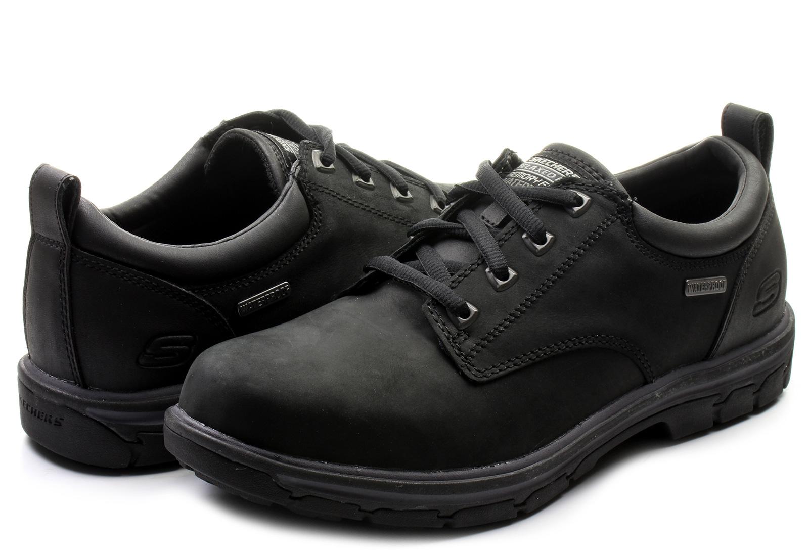 Big Black Shoe Size