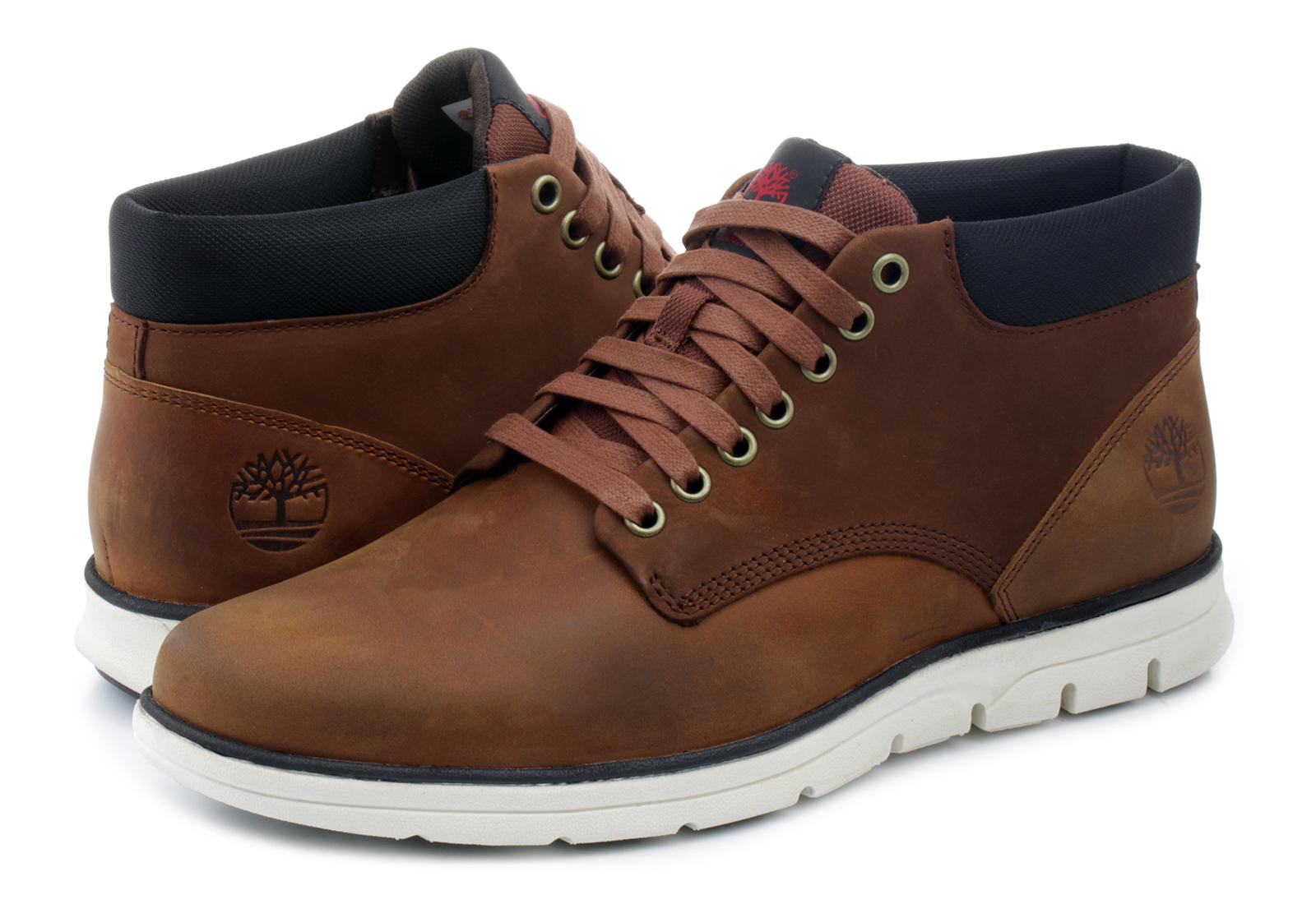 Timberland Boots - Bradstreet Chukka - a13ee-brn