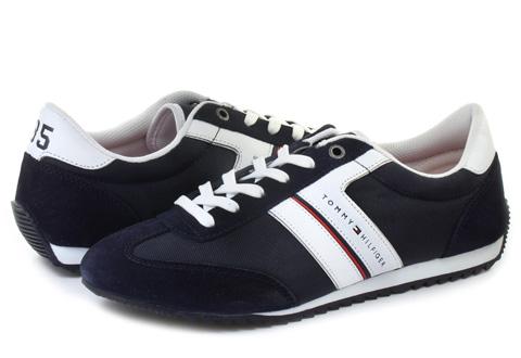 tommy hilfiger shoes branson 5d tommy hilfiger blue mens footwear. Black Bedroom Furniture Sets. Home Design Ideas