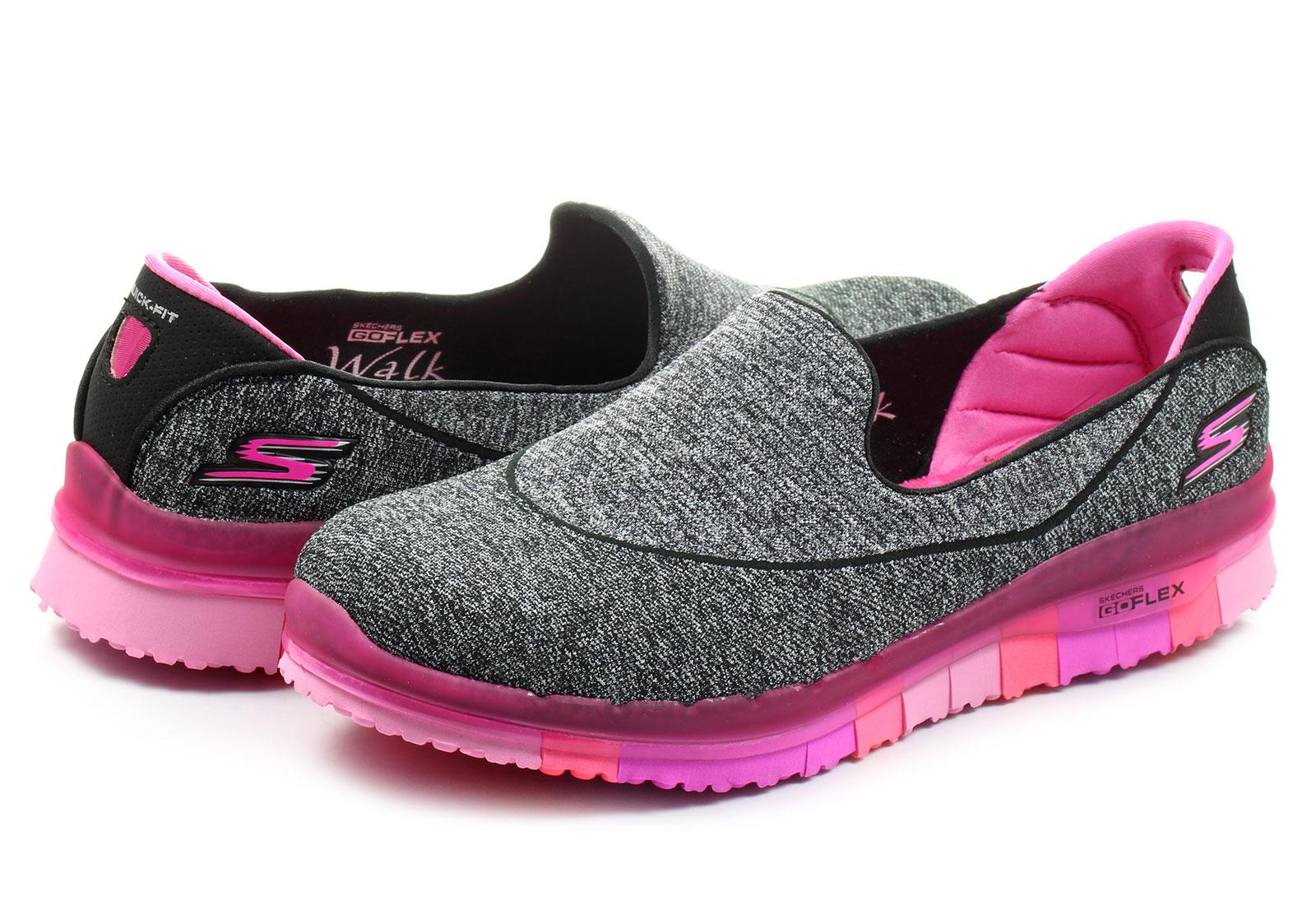 skechers shoes go flex walk 14010 bkhp shop