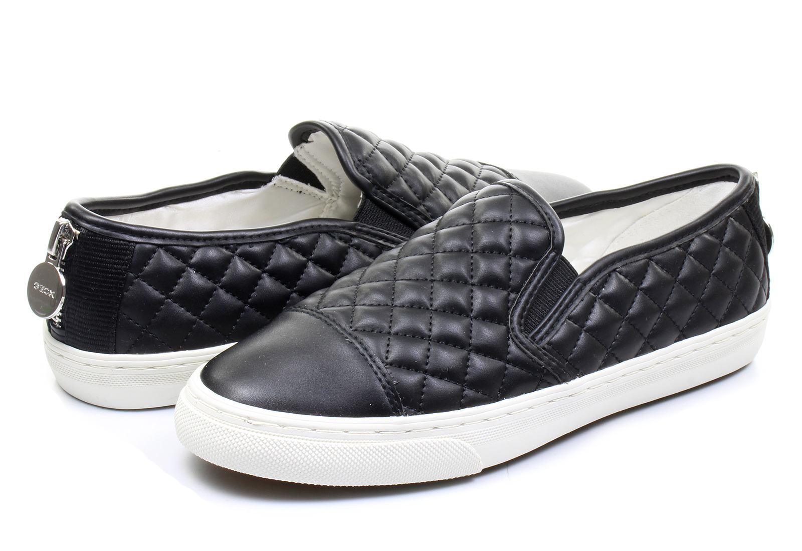 Geox Shoes New Club Slip On 58c 00bc 9999 Online