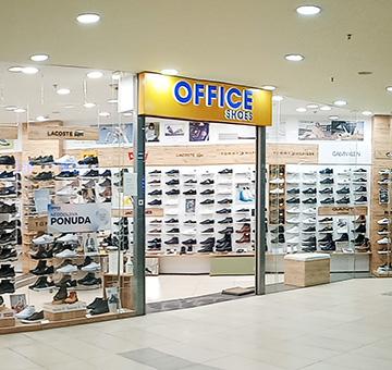 OFFICE SHOES Zenica nalazi se u T.C. Džananović na adresi Kamberovića polje  bb. Ono čime se možemo pohvaliti je bogata ponuda obuće za sve uzraste i ...