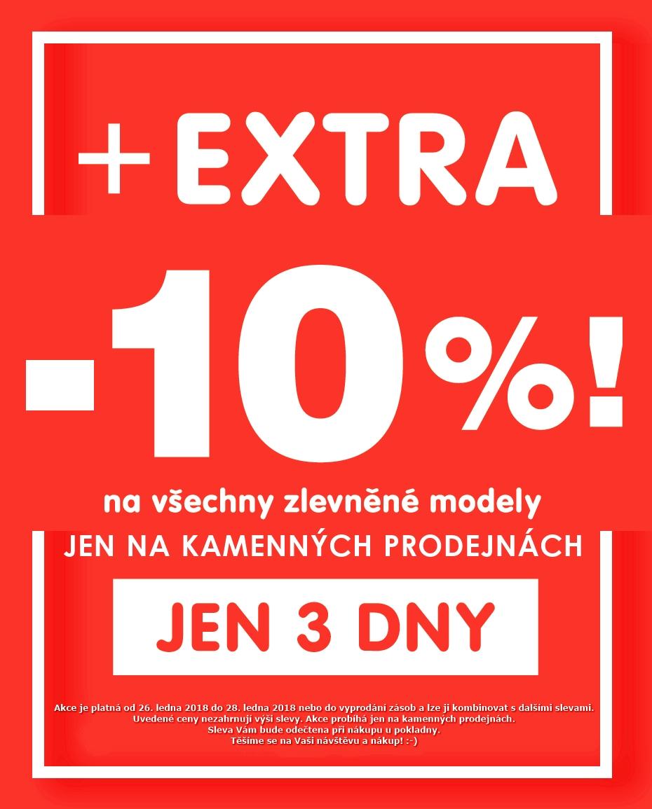 7cf9bb2475 -10% EXTRA SLEVA jen tento víkend!
