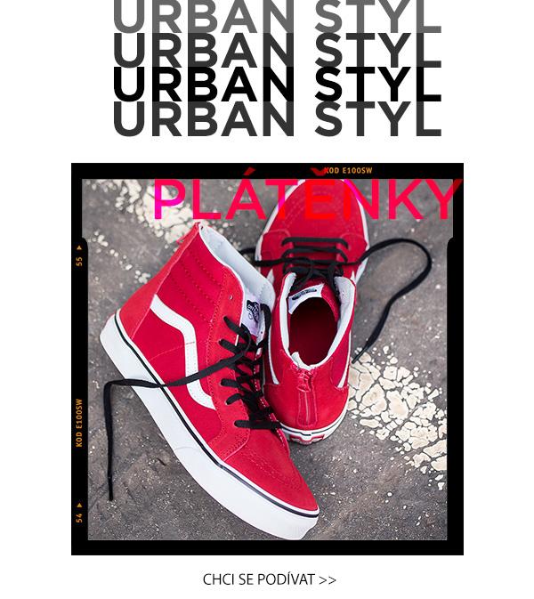 72e1df6459 Nalaďte se na městský styl  URBAN STYL