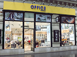 Office Shoes Andrássy út Budapest. Az impozáns környezetben ... 97370f221e