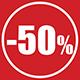 FINÁLNí VÝPRODEJ -50%