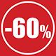 FINÁLNí VÝPRODEJ -60%