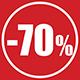 FINÁLNY VÝPREDAJ -70%