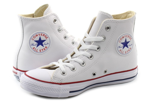 Converse Tenisi Chuck Taylor All Star Leather Hi