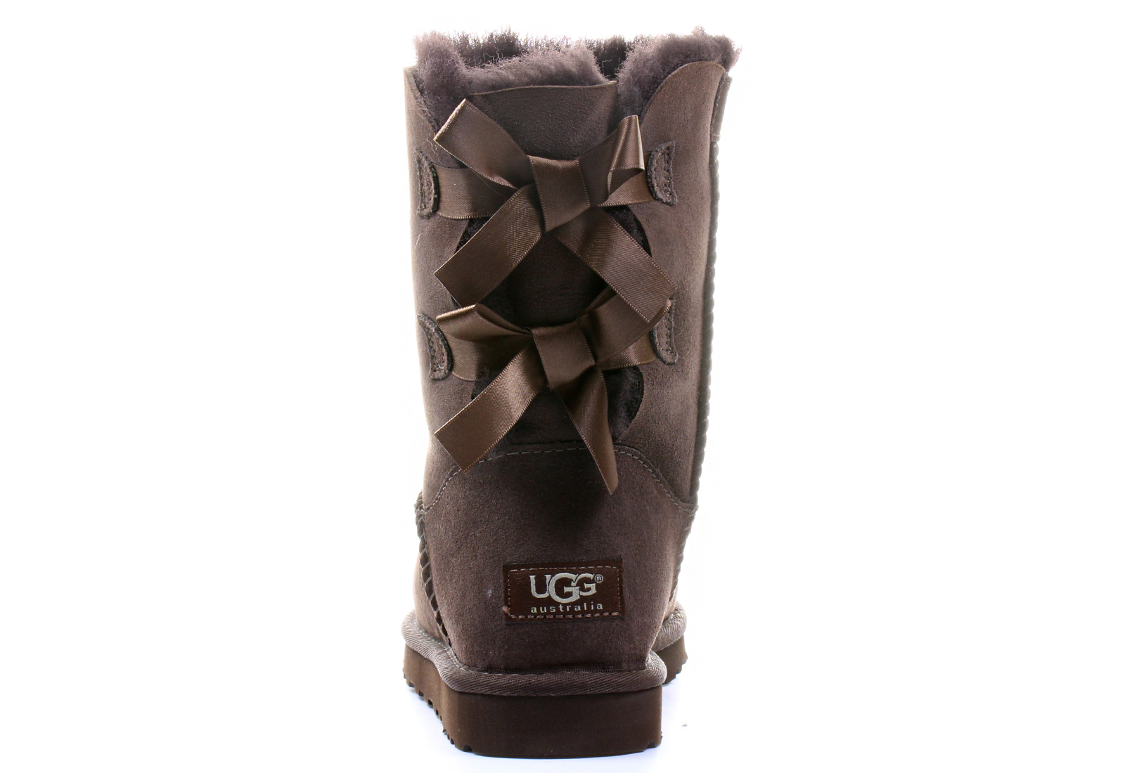2c233eda15d UGG Bailey Bow 1002954 Grey Boots - cheap watches mgc-gas.com