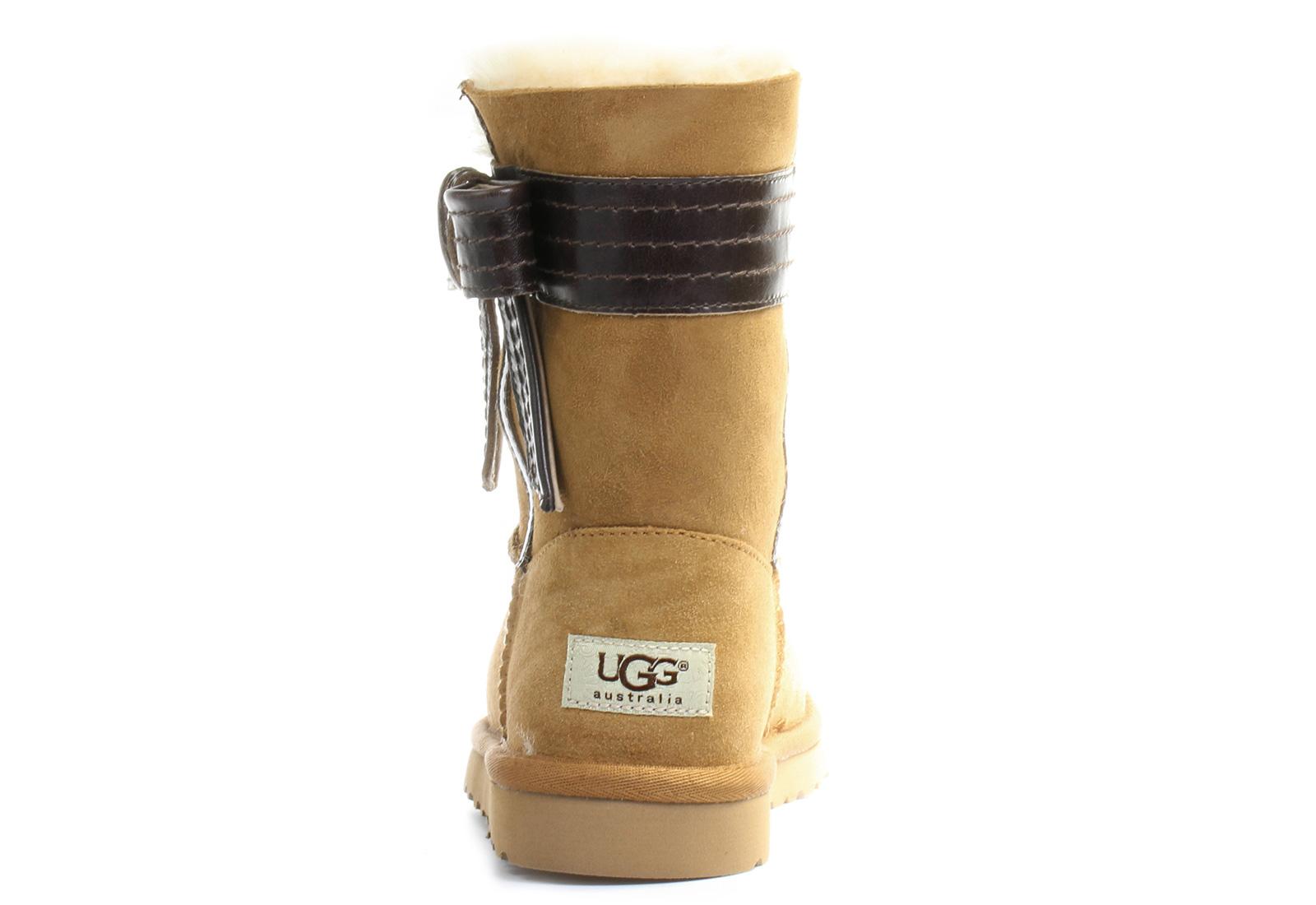 Ugg Csizma - W Josette - 1003174-che - Office Shoes Magyarország 21a59ee980