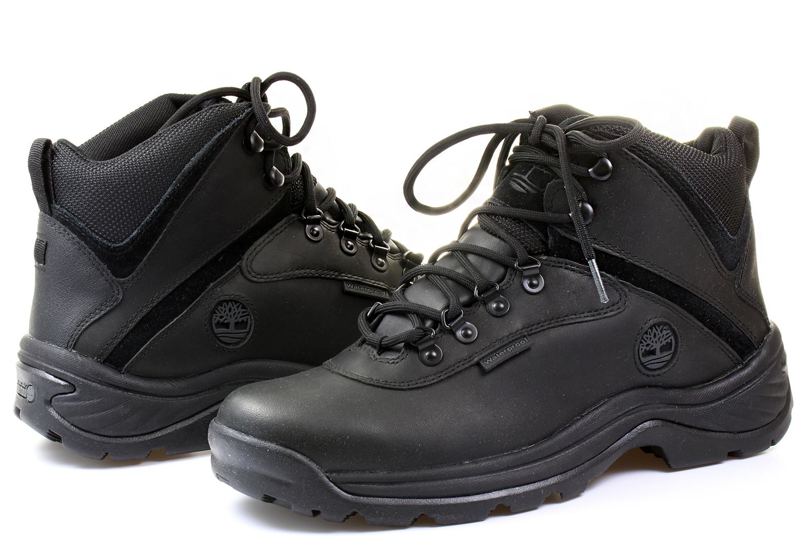 Timberland Boots - White Ledge - 12122-BLK - Online shop for sneakers, shoes and boots