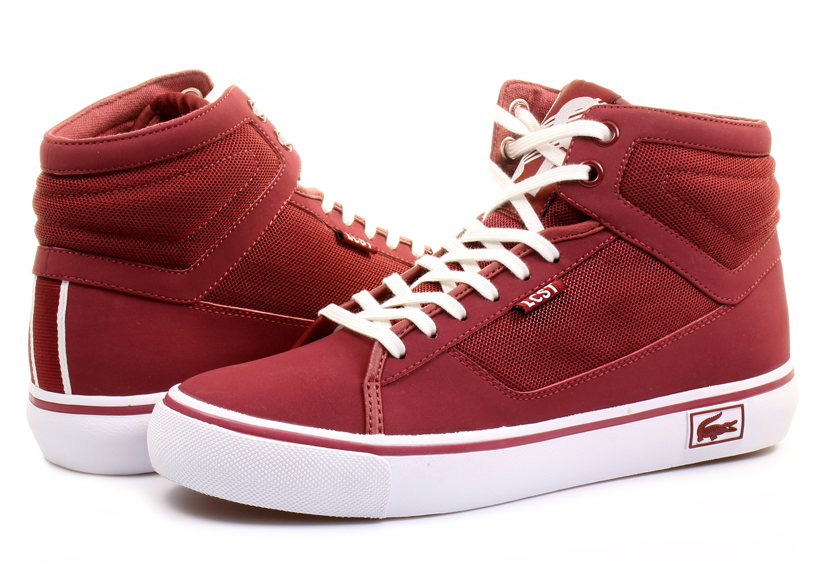 Lacoste Shoes Vaultstar Mid