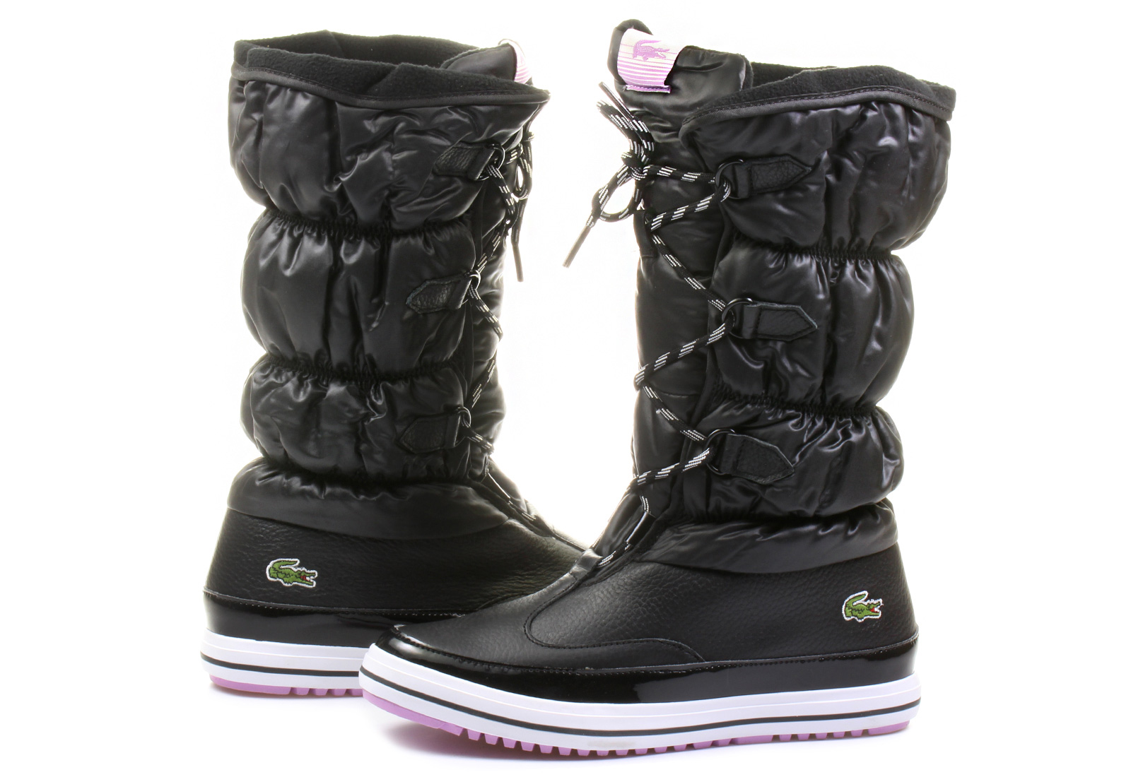 92ce7b949532f1 Lacoste Boots - Tuilerie - 133spw1017-5x0 - Online shop for sneakers ...