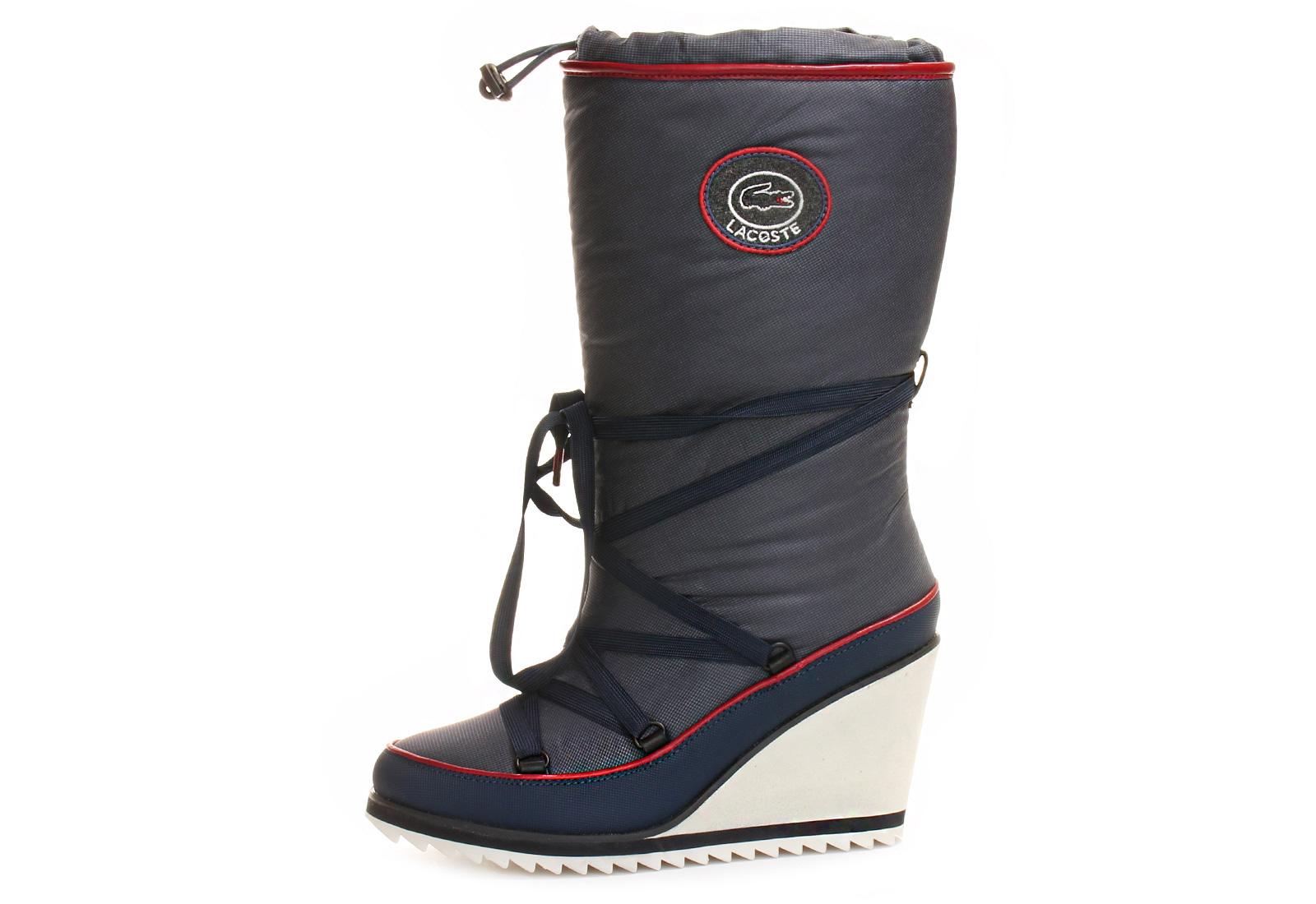 bb698d3e45dc5 Lacoste Boots - Aubina - 133srw0127-120 - Online shop for sneakers ...