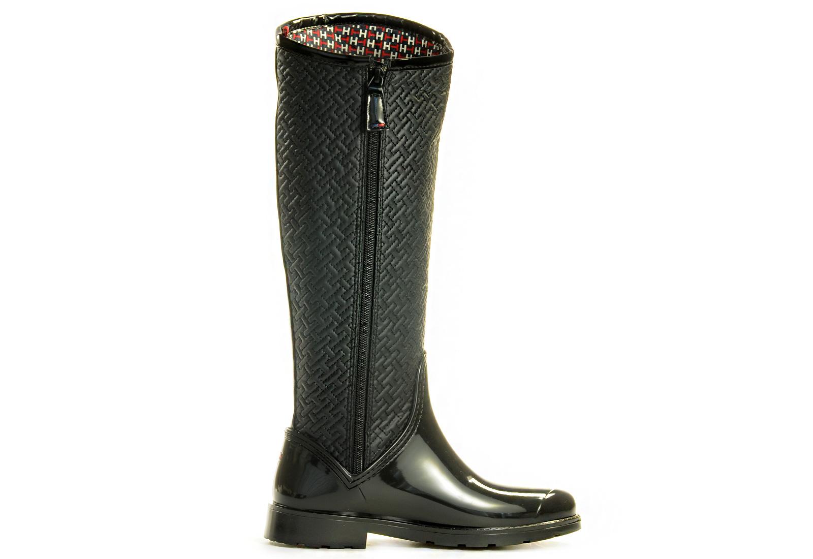 Tommy Hilfiger Csizma - Oxford 14d - 13f-6051-990 - Office Shoes ... 5002535ce8