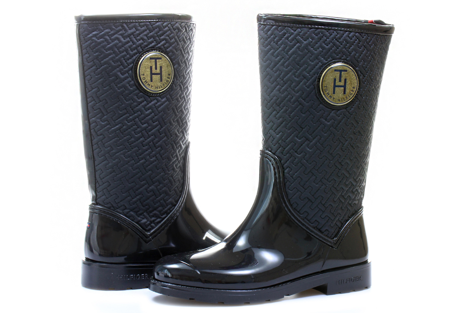 tommy hilfiger boots oxford 15 d 13f 6053 990 online shop for sneakers shoes and boots. Black Bedroom Furniture Sets. Home Design Ideas