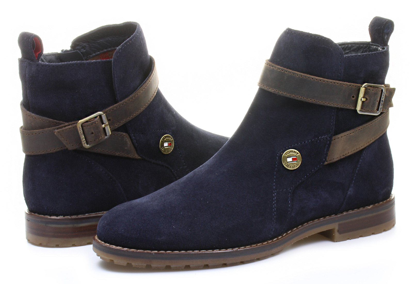 tommy hilfiger boots winona 1 b 13f 6098 403 online shop for sneakers shoes and boots. Black Bedroom Furniture Sets. Home Design Ideas