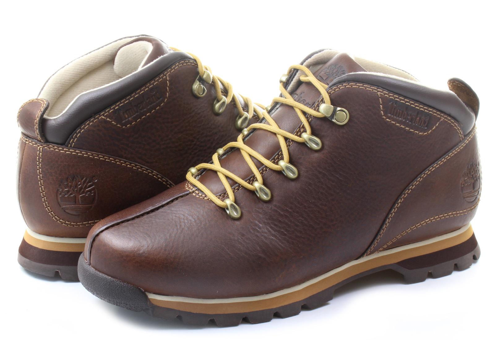 timberland boots splitrock hiker 41084 brn