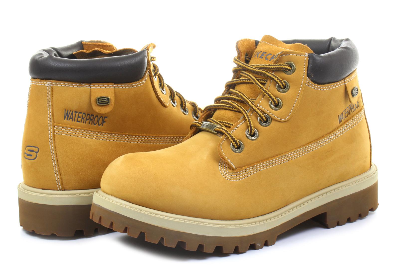 Skechers Bakancs - Verdict - 4442-wtn - Office Shoes Magyarország 481f71f9cd