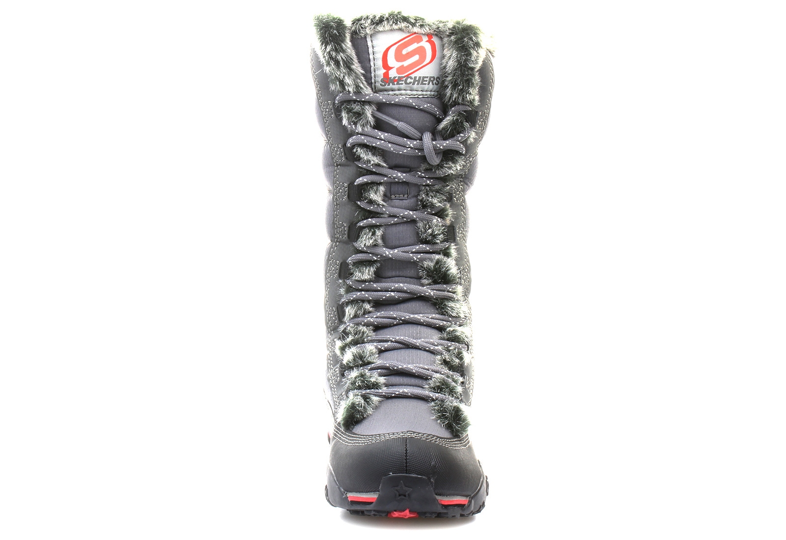 Skechers Boots - Boot High - 46476-gry - Online shop for sneakers ... 24dd128f58