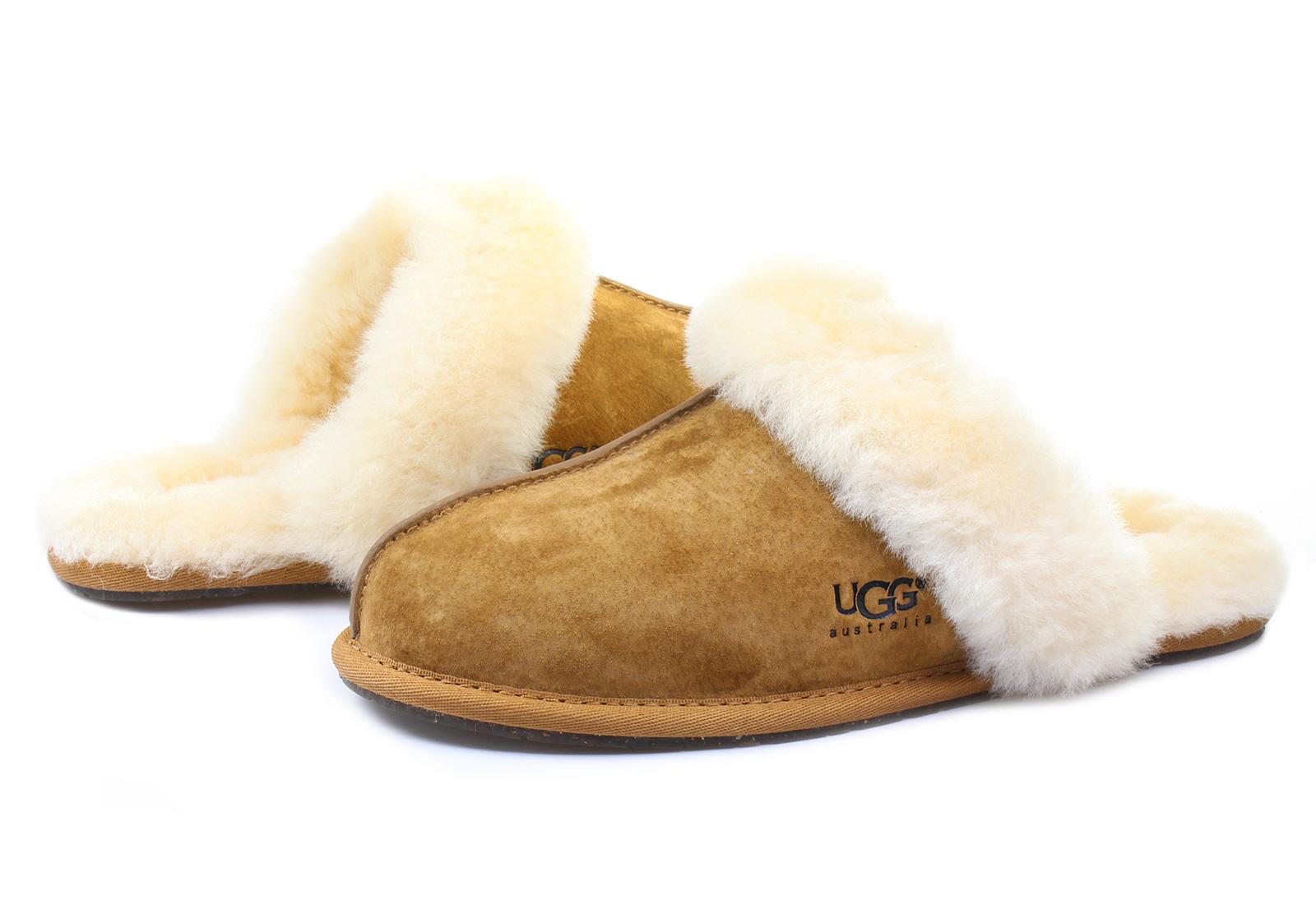 Image result for pink ugg slipper