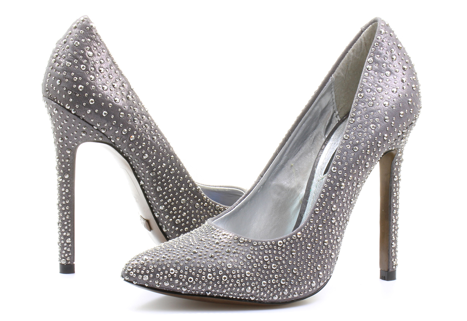 Black Diamond High Heel Shoes