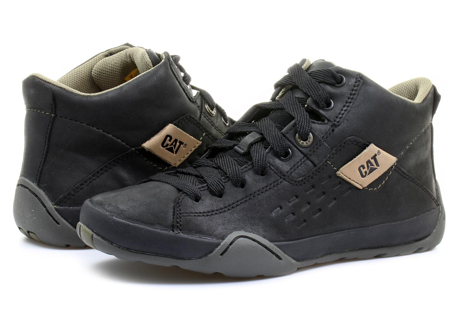 Cat Cipő - Downforce Mid - 710217-blk - Office Shoes Magyarország 14cfe00ccd