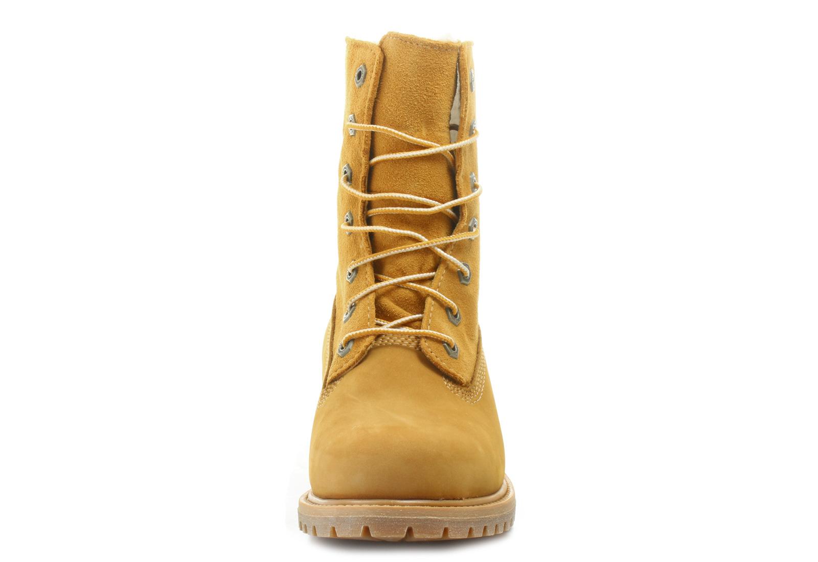 online itt megvesz sima Timberland Bakancs - Teddy Fleece Wp - 8329R-WHE - Office Shoes ...
