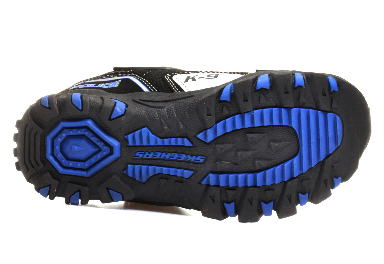 Skechers Shoes Damager Police Ii 90348L BKRY Online shop for sneakers, shoes and boots