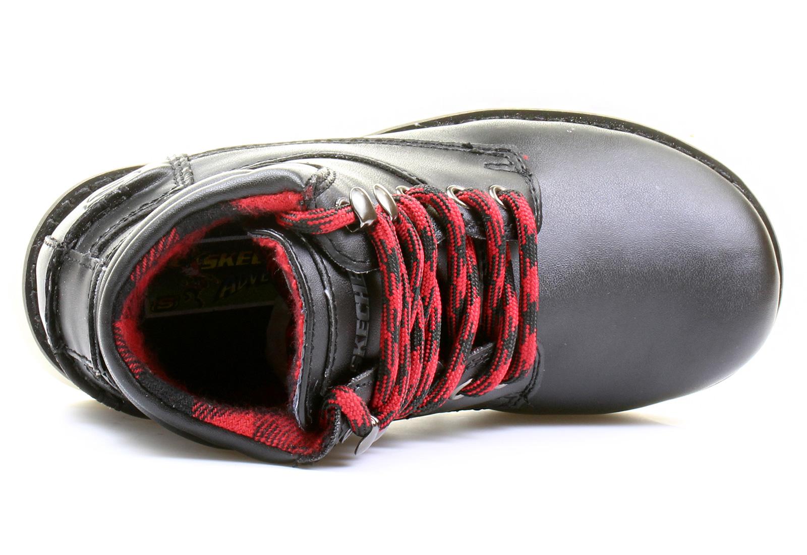 Skechers Boty - Bowland - 93630L-blkTenisky 67c94ef68c