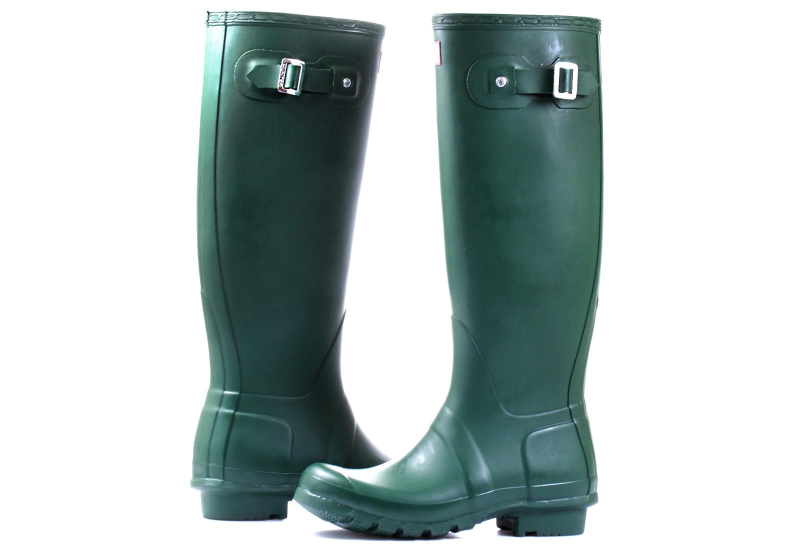 Hunter Boots - Original Tall - W23177-GRN - Online shop ...
