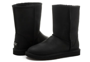 Ugg Csizma Classic Short Leather