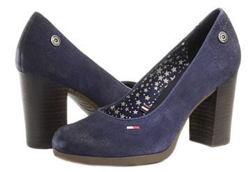 88c10618ccc Tommy Hilfiger High Heels - polly 1b - 13f-6225-409 - Online shop for  sneakers, shoes and boots