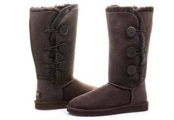 f12aaf1a736 Ugg Boots - W Bailey Button Triplet - 1873-cho - Online shop for sneakers,  shoes and boots