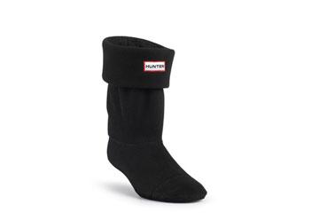 c02c78d1183d42 Hunter Skarpety - Short Welly Socks - S24197-BLK - Obuwie i buty ...