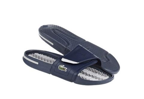 Lacoste Papuče Molitor Blue
