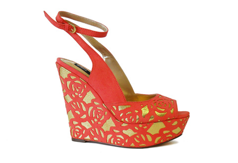 Kitten Sandals Sandal Roses